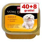 40 + 8  gratis! Animonda vom Feinsten Adult 48 x 150 g
