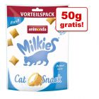 190 + 50 g gratis! Animonda Milkies Fresh - Dental Care, 240 g