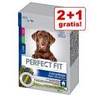 2 + 1 gratis!  3 x Snack Perfect Fit