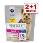 2 + 1 gratis! 3 x 1,4 kg Perfect Fit
