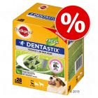112 + 28 gratis! 140 x Pedigree Dentastix Fresh