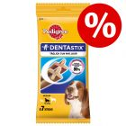 2 + 1 gratis! Pedigree Dentastix