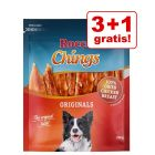 3 + 1 gratis! Rocco Chings Originals