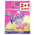 2 + 1 gratis! Vanish Pet Expert