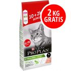 10 + 2 kg gratis PRO PLAN Sterilised Adult