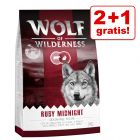 2 + 1 kg gratis! Wolf of Wilderness