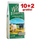 10 + 2 kg Wild Elements Trockenfutter