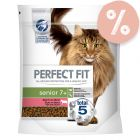 2 + 1 offert ! 3 x 750 g Perfect Fit Croquettes pour chat