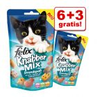 6 + 3 zdarma! 9 x 60 g Felix Party Mix
