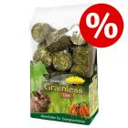 20 % billigare! JR Farm Grainless One dvärgkaniner