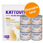 Пробна опаковка Kattovit Urinary