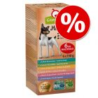 50 % rabatt! GranataPet Mini Royal 6 x 150 g portionsform