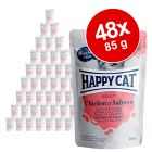 Happy Cat Buste Meat in Sauce 48 x 85 g