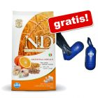 12 kg Farmina + 2 Dispenser Farmina gratis!