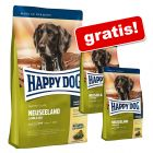 2 kg gratis! Großgebinde Happy Dog Supreme Sensible