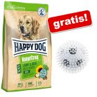 15 kg Happy Dog NaturCroq + Palla da calcio in TPR gratis!