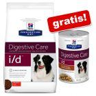 12 kg Hill's Prescription Diet + 4 x 354 g umido gratis!