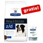 12 kg Hill's Prescription Diet Canine + våtfòr gratis!