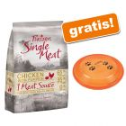 4 kg Purizon Single Meat Adult Pollo + Trixie Dog Activity Disc gratis!
