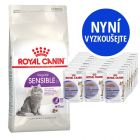 4 kg Royal Canin + 24 x 85 g Royal Canin v omáčce