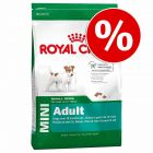 9 kg Royal Canin Mini Adult la preț special!