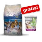 2 kg Taste of the Wild + Briantos