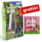 7 kg Taste of the Wild + Feringa Sticks, curcan & miel gratis!