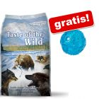 13 kg Taste of the Wild + Pasja igrača LED žoga iz TPR gratis!