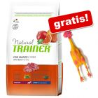 12 kg Trainer Natural + Pollo in lattice gratis