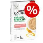 34% korting! Gourmet Nature's Creations Snack 5 x 10 g
