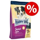 20% korting op 10 kg Happy Dog Supreme Young Baby/Junior Hondenvoer