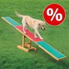 10% korting! Outdoor Trixie Agility Wip