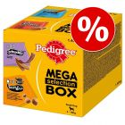 20% korting! Pedigree snacks