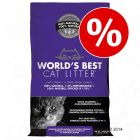 20% korting! World's Best Cat Litter