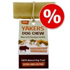 20% korting! Yakers snacks