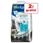 2 l gratis! Lettiera Biokat's Diamond Care