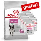 1 pose Royal Canin Care Nutrition + 12 x 85 g vådfoder gratis!