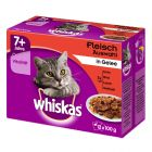 Whiskas 7+ Senior, Kød i gelé