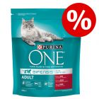 3 x 800 g Purina ONE til spesialpris!
