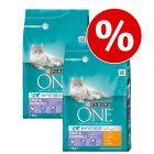 6 x 1,5 kg Purina ONE im Super-Sparpaket!