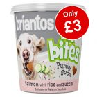 2 x 100g Briantos FitBites Dog Treats - Only £3!*