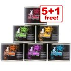 6 x 200g catz finefood Purrrr Wet Cat Food - 5 + 1 Free!*