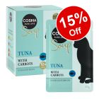 12 x 40g Cosma Soup Wet Cat Food - 15% Off!*