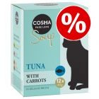 48 x 40g Cosma Soup Wet Cat Food - Special Price!*