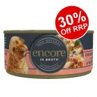 12 x 156g Encore Wet Dog Food - 30% Off RRP!*