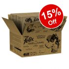 80 x 100g Felix As Good As It Looks Jumbo Pack - 15% Off!*