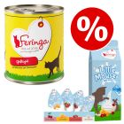 12 x 800g Feringa Classic Meat Menu + Mouse Milk Snacks - Bundle Price!*