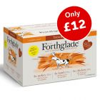 12 x 395g Forthglade Variety Cases Wet Dog Food - Only £12!*