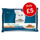 12 x 85g Gourmet Perle Mixed Pack Wet Cat Food - Only £5!*