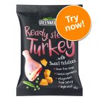 3 x 80g Greenwoods Turkey with Sweet Potatoes - Trial Pack